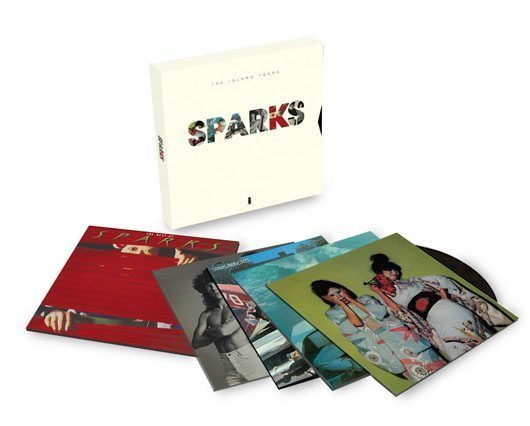 Sparks 3D Packshot