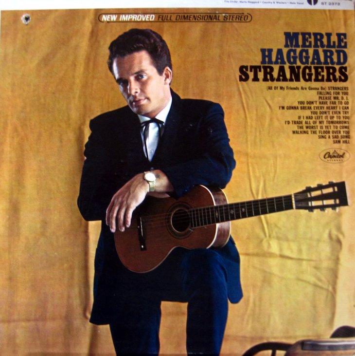 reDiscover Merle Haggard's 'Strangers'