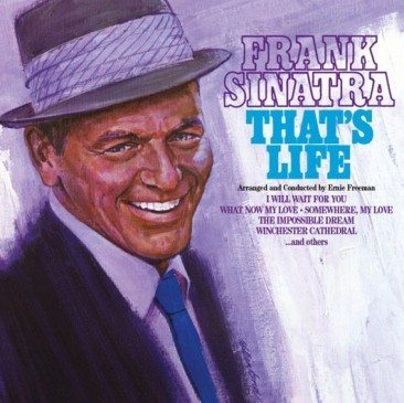 reDiscover Frank Sinatra That's Life