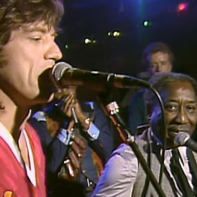 The Rolling Stones and-Muddy Waters Checkerboard Lounge