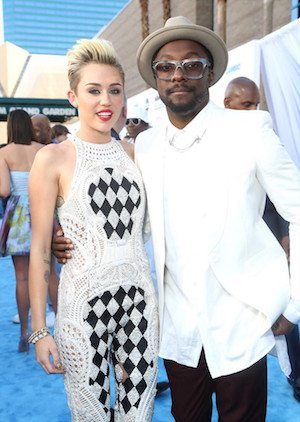 MILEY CYRUS, WILL.I.AM