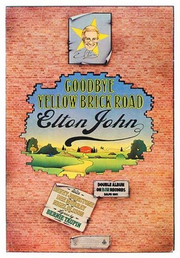 Hello Yellow Brick Road
