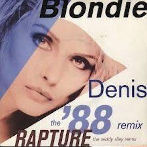 Denis '88 Blondie