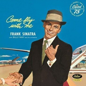 reDiscover Frank Sinatra's 'Come Fly With Me'