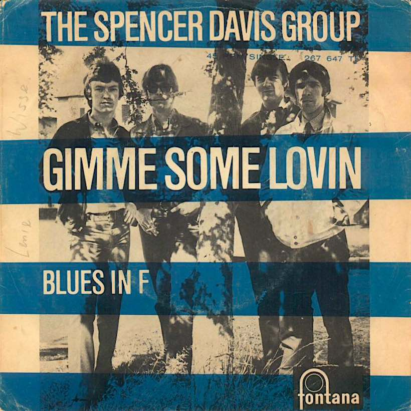 Gimme Some Lovjn Spencer Davis Group