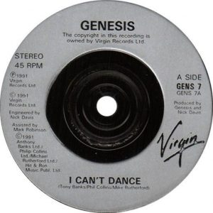 Dancing Up The Charts With Genesis Udiscover
