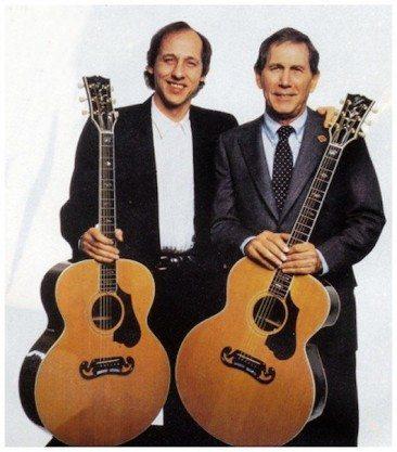When Knopfler & Atkins Were Neck & Neck