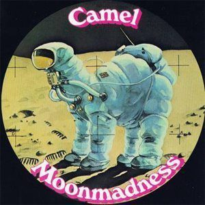 Camel Moonmadness (US Edition)