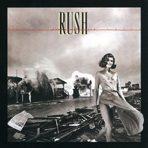 Permanent Waves cover (1980)