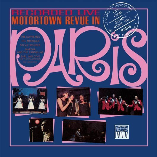 'Motortown Revue: Live In Paris'… Reviewed!