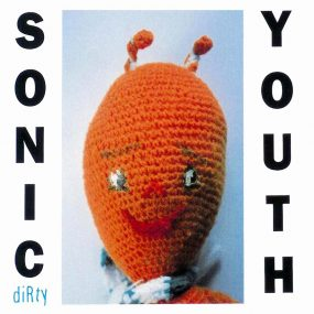 Sonic Youth Dirty Album Cover Web optimised 820