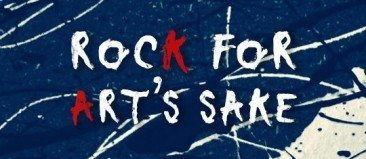 Rock For Art's Sake