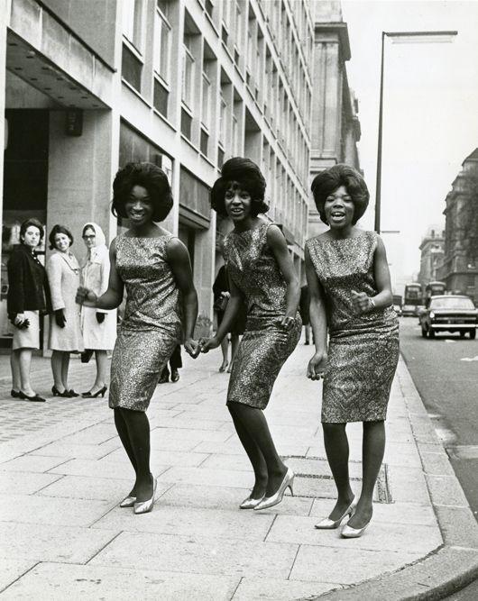 Martha And The Vandellas, UK, Oct 64