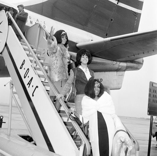 Supremes, UK, March 65