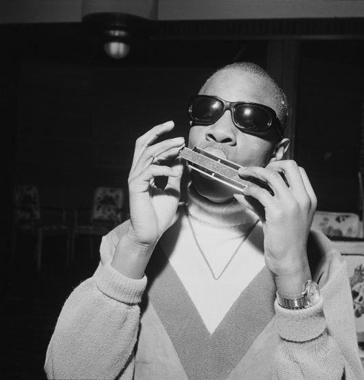 Stevie Wonder, UK, March 65