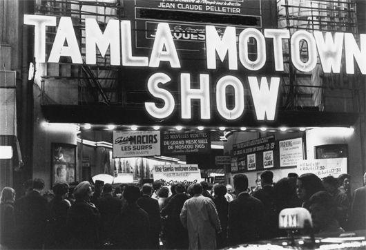 Motortown Revue, 13 Apr 1965