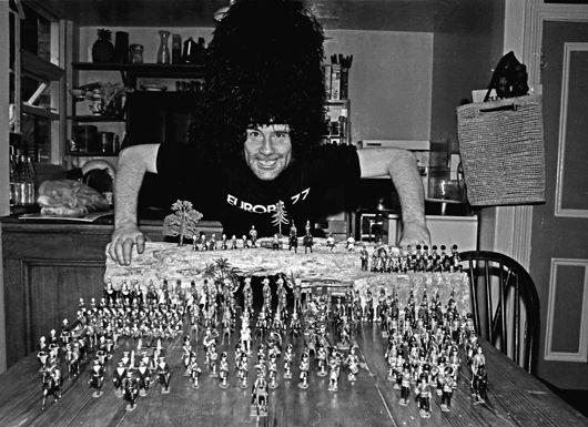 Alex Harvey 1977