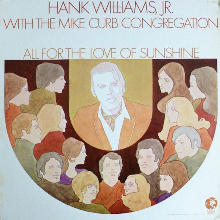Hank Williams Jr Spreads The Sunshine