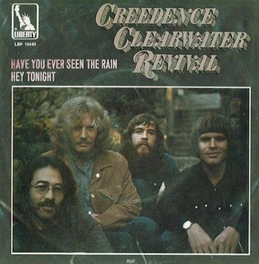 Creedence Head For Another Million-Seller