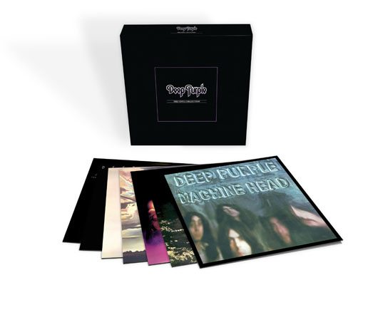 Deep Purple Vinyl Box Set 2016