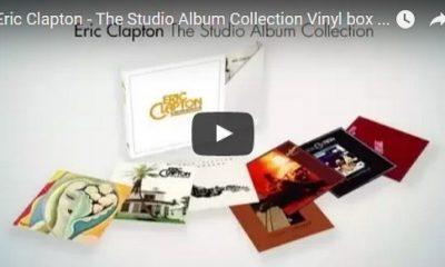 Clapton - Studio Albums Collection