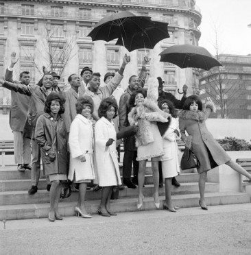 Motown: Six Months That Shook The World