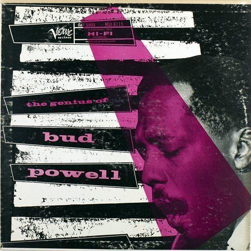 Genius of Bud Powell
