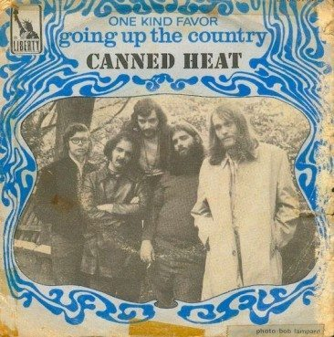 Blues In The Country With Canned Heat