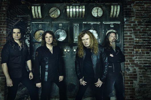 Megadeth Dystopia era