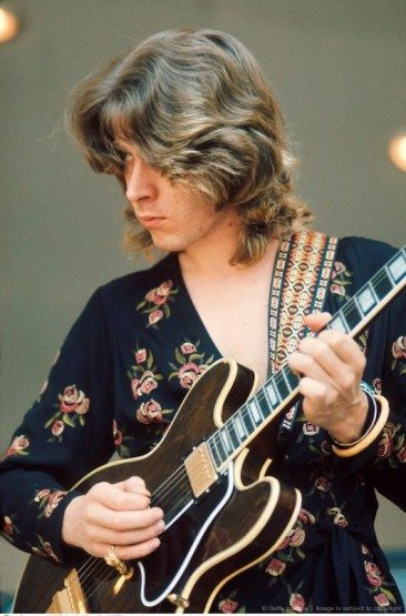 Mick Taylor In 20 Songs