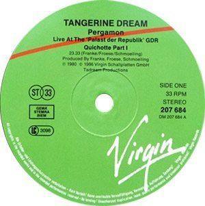 Pergamon record label
