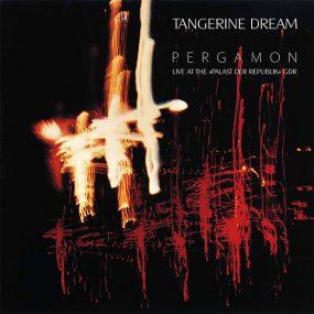 Tangerine Dream Pergamon album cover web 830 optimised