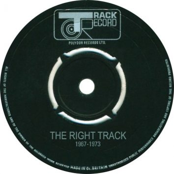 Track Records The Right Track Artwork