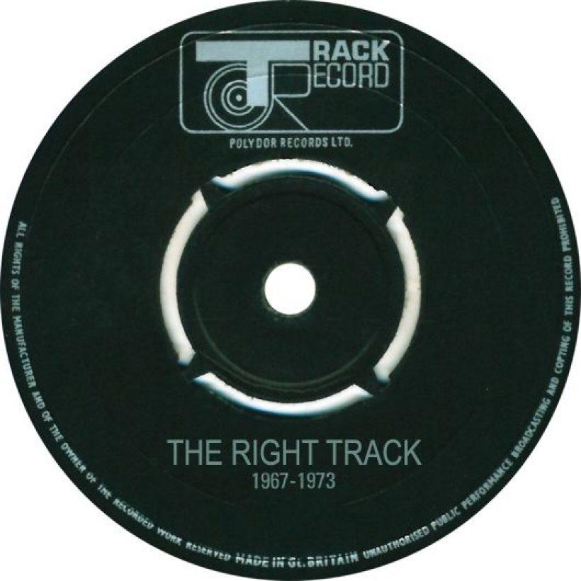 Track Records The Right Track Artwork