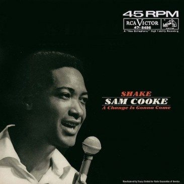 Sam Cooke's Shaken Fans Give Him A Posthumous Hit