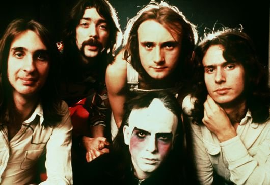 Genesis, circa 1973
