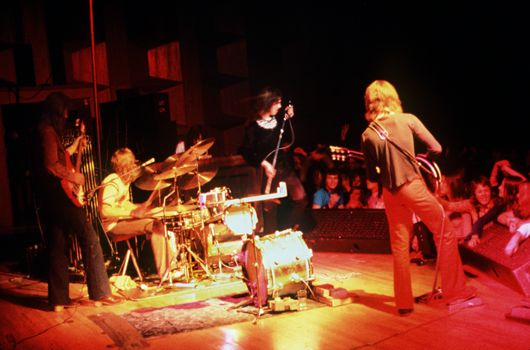 Genesis, live circa 1973-74
