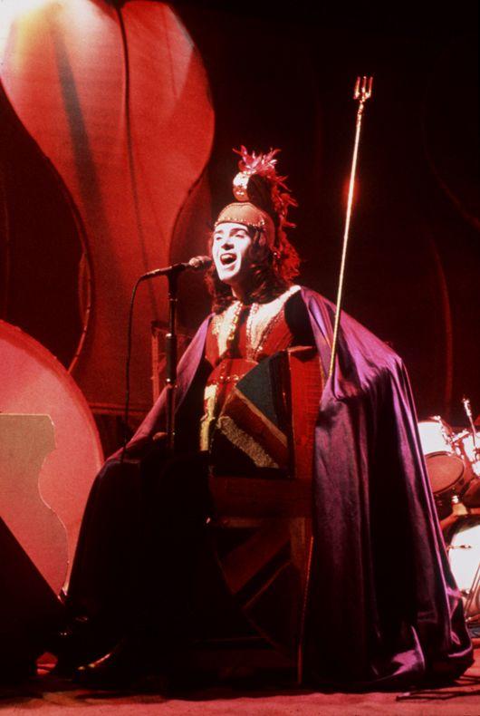 Genesis, circa 1973-74