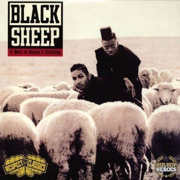 reDiscover Black Sheep's 'A Wolf In Sheep's Clothing'
