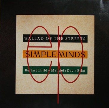 Simple Minds' Ten-Year Journey To No. 1