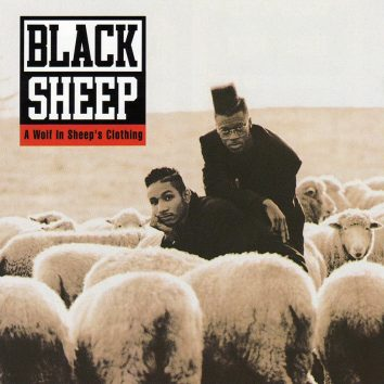 Black Sheep A Wolf In Sheep's Clothing album cover web optimised 820