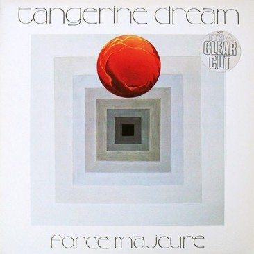 reDiscover Tangerine Dream's 'Force Majeure'