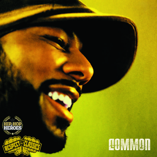 Common - Be - 2005 (with logos)
