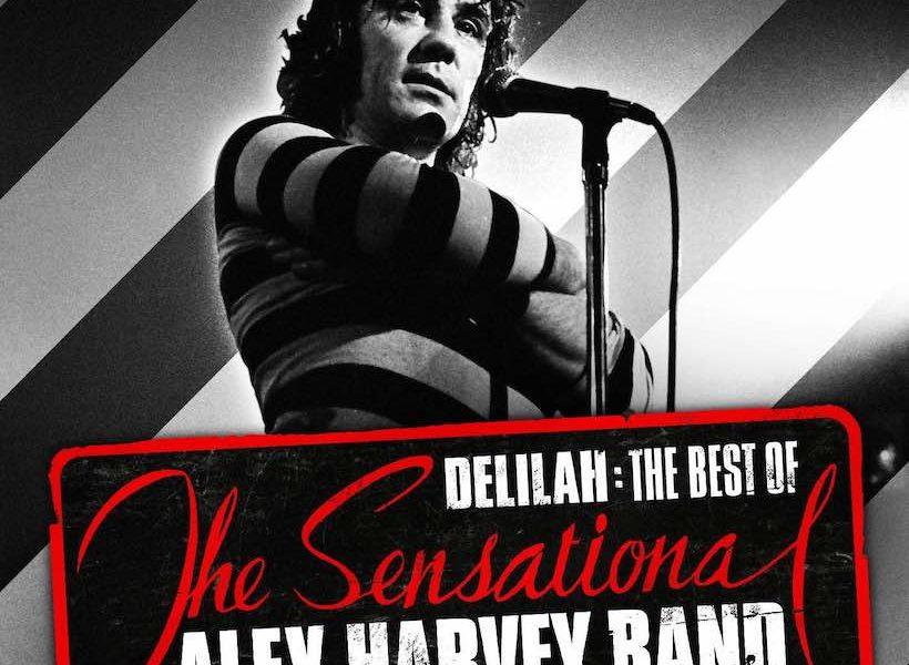 I Still Miss Alex Harvey T-Shirt Tribute