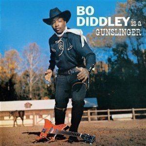 Bo Diddley Gunslinger