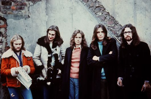 Genesis In Pictures 1970 1975 Udiscover