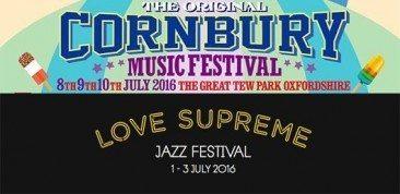 The Love Supreme and Cornbury Festivals