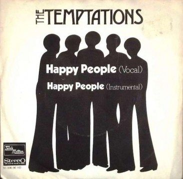 Lionel Richie Co-Writes A Temptations No. 1