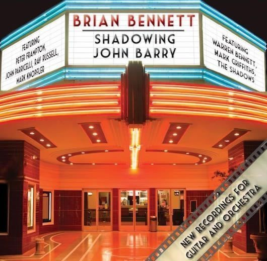 Knopfler, Frampton Help 'Shadow' John Barry