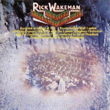 reDiscover Rick Wakeman's 'Journey To The Centre Of The Earth'